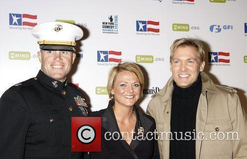 Sam Champion and guests 'Stand Up for Heroes:...