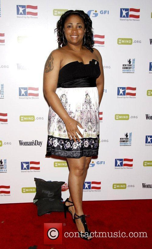 Viveca Stokes 'Stand Up for Heroes: A Benefit...
