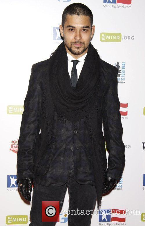 Wilmer Valderrama 'Stand Up for Heroes: A Benefit...