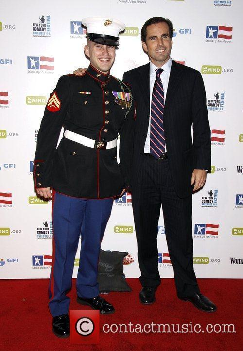 Wilmer Valderrama and guest 'Stand Up for Heroes:...