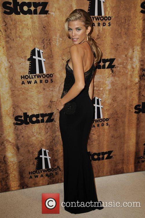 AnnaLynne McCord Starz Entertainment hosts after party at...