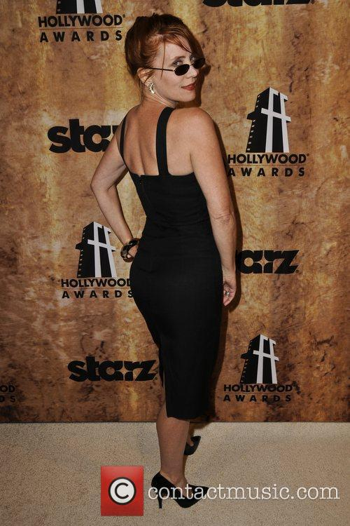 Jennifer Barlow Starz Entertainment hosts after party at...
