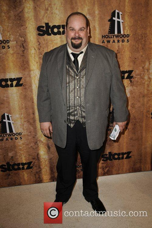 Joel McCrary Starz Entertainment hosts after party at...