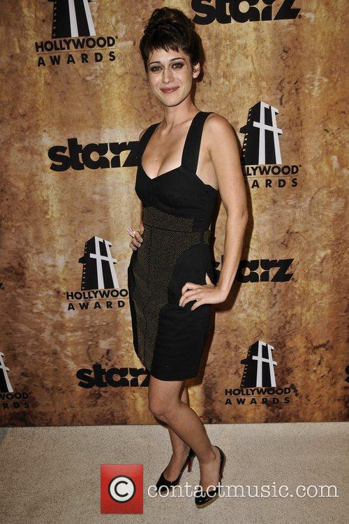 Lizzy Caplan Starz Entertainment hosts after party at...