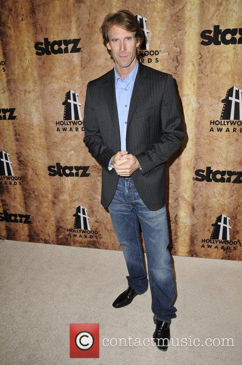 Michael Bay Starz Entertainment hosts after party at...