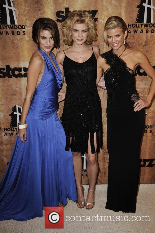 Rachel McCord, Angel McCord, AnnaLynne McCord Starz Entertainment...