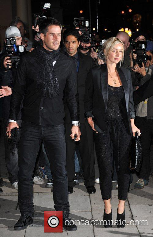 Jamie Redknapp and Louise Redknapp Stella McCartney boutique...