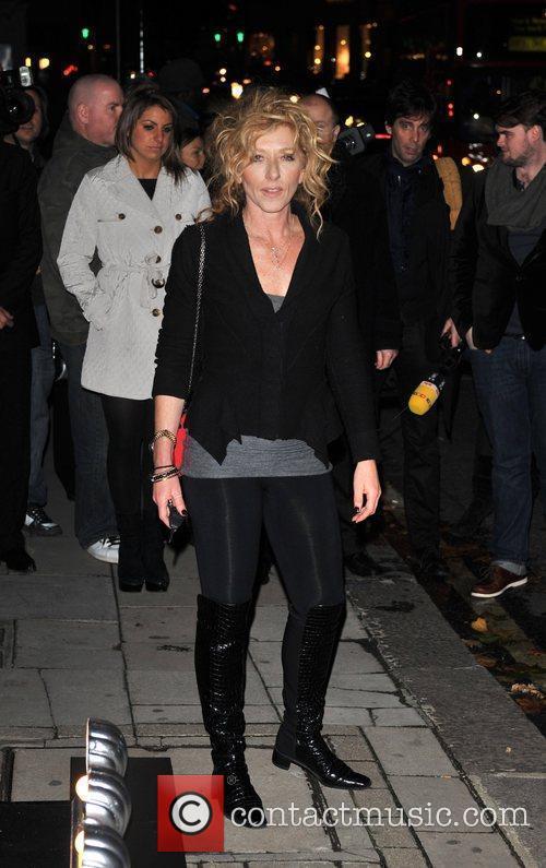 Kelly Hoppen Stella McCartney boutique Christmas lights switch...