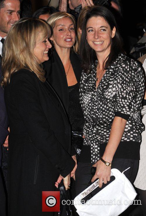 Twiggy, Louise Redknapp, Mary McCartney Stella McCartney boutique...