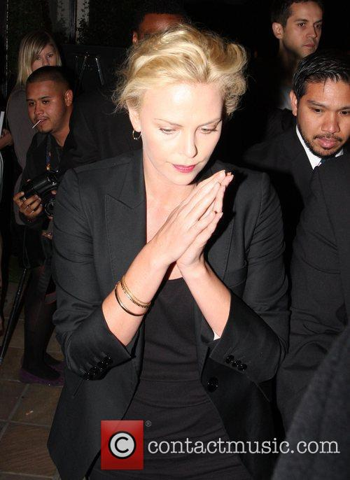 Charlize Theron and Stella Mccartney 2