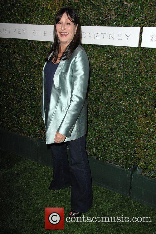 Anjelica Huston and Stella Mccartney 4