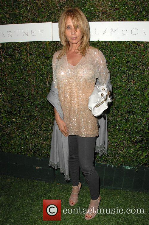 Rosanna Arquette and Stella Mccartney 1