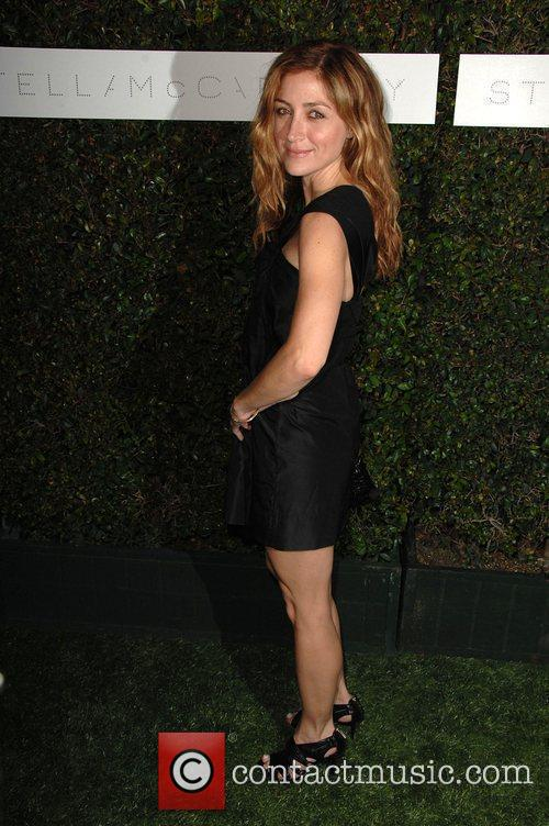 Sasha Alexander and Stella Mccartney 1