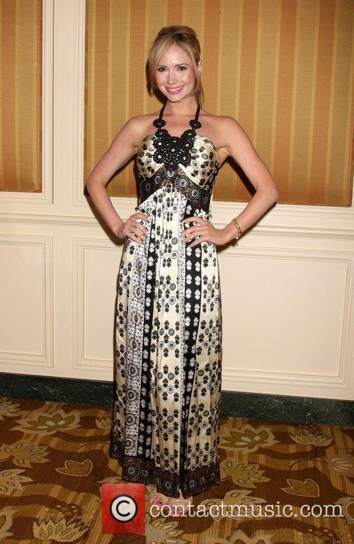 Ashley Jones 2009 Step Up women's network's inspiration...