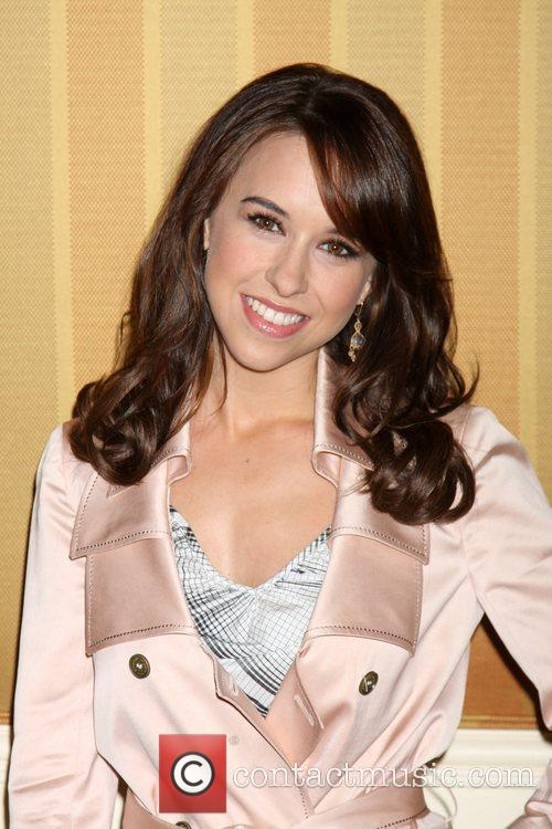 Lacey Chabert 2009 Step Up women's network's inspiration...