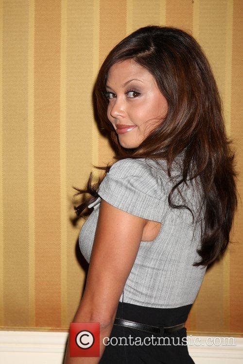 Vanessa Minnillo 2009 Step Up women's network's inspiration...