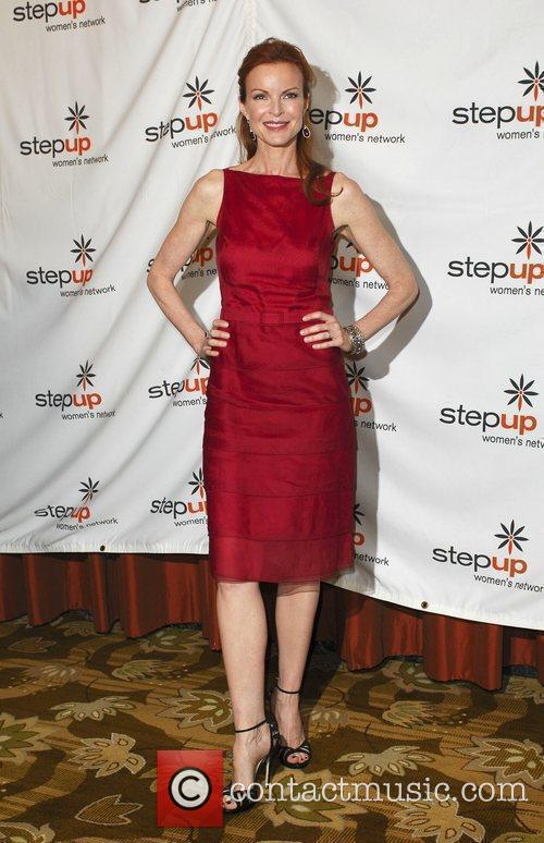 Marcia Cross 2009 Step Up women's network's inspiration...