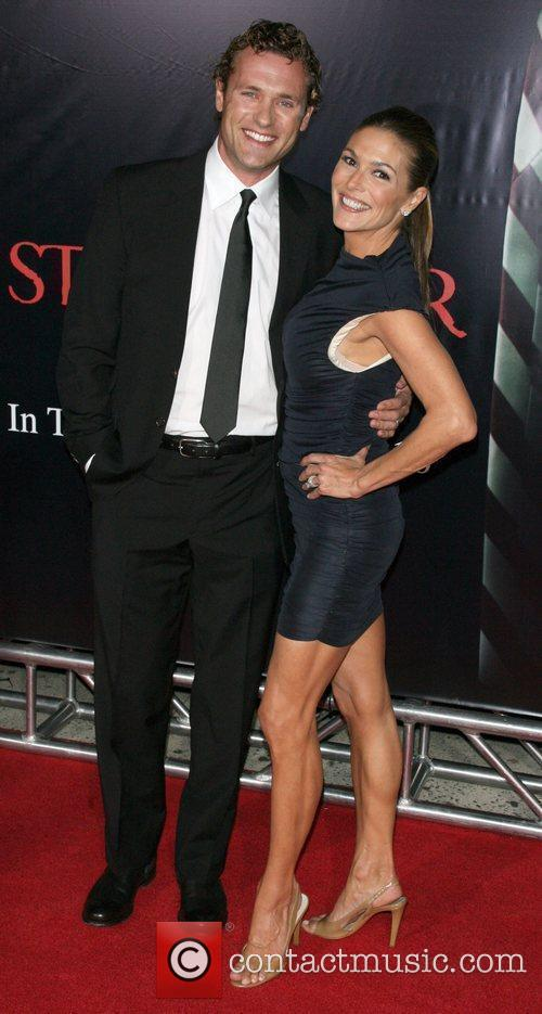 New York premiere of 'The Stepfather' at the...