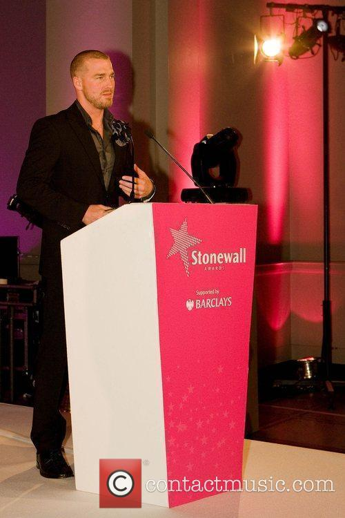 The Stonewall Awards held at the Victoria and...