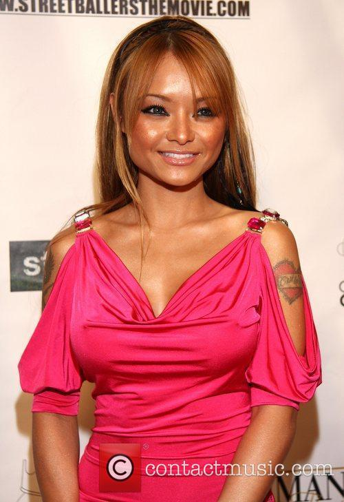 Tila Tequila Streetballers Hollywood Premiere at the Mann...