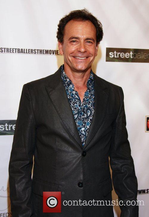 Bryan Lane Streetballers Hollywood Premiere at the Mann...