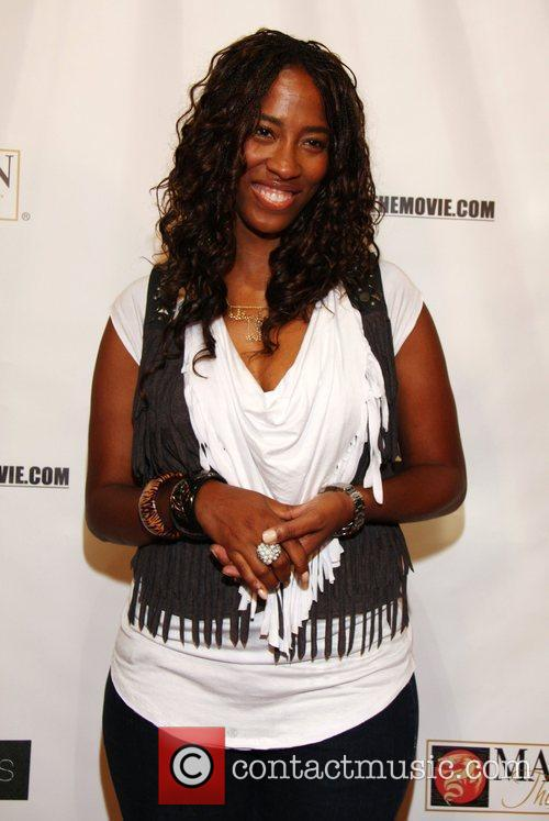 Shondrella Avery Streetballers Hollywood Premiere at the Mann...
