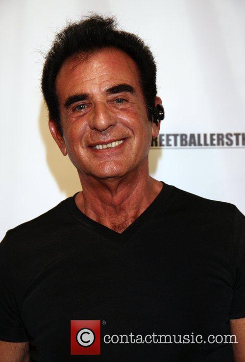 Tony Tarantino Streetballers Hollywood Premiere at the Mann...