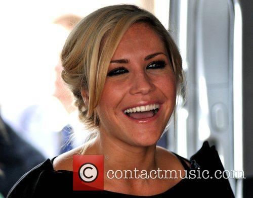Heidi Range of the Sugababes leaves the 'This...