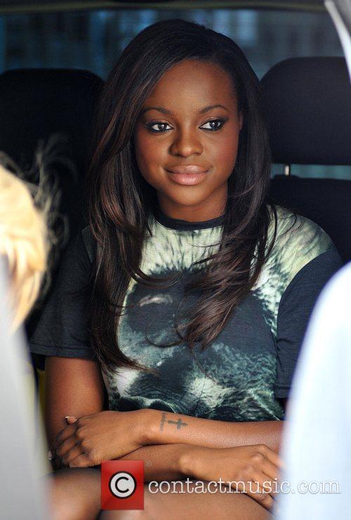 Keisha Buchanan of the Sugababes leaves the 'This...