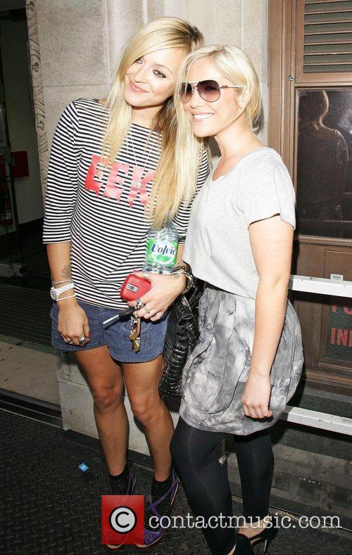 Fearne Cotton and Heidi Range 10