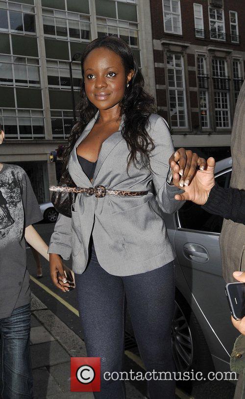 Keisha Buchanan and Sugababes 4