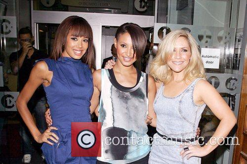 Sugababes and Amelle Berrabah 1