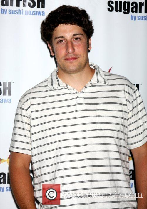 Jason Biggs The grand opening of the new...