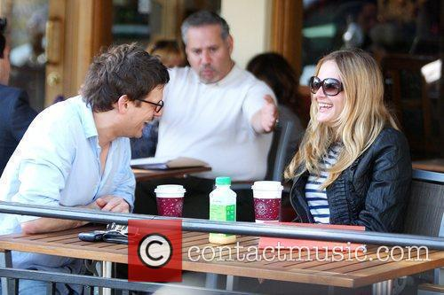 Sunny Mabrey was spotted at Coffee Bean &...