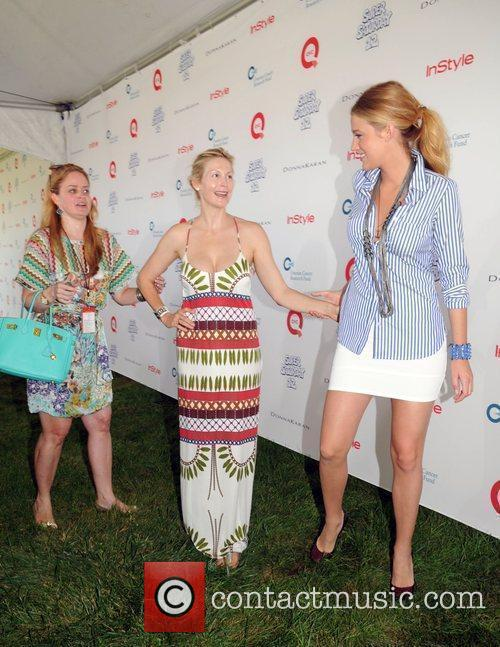 Blake Lively and Kelly Rutherford 2
