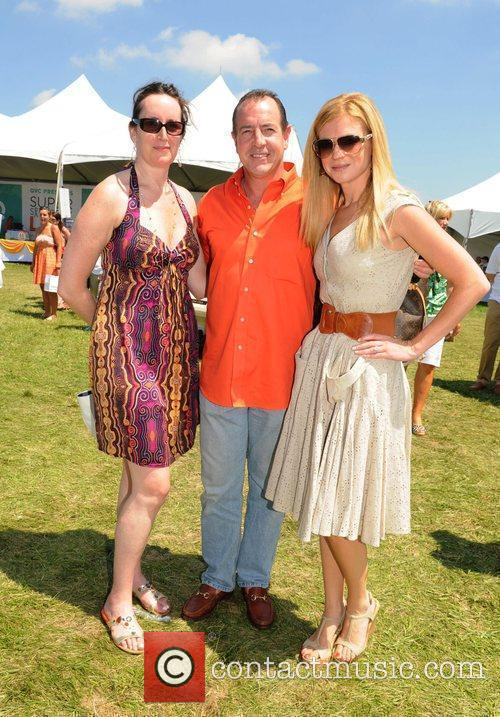 Guest, Michael Lohan and Erin Muller Super Saturday...