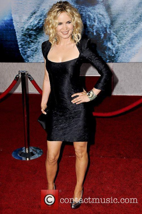 Rhada Mitchell The World Premiere of 'Surrogates' at...