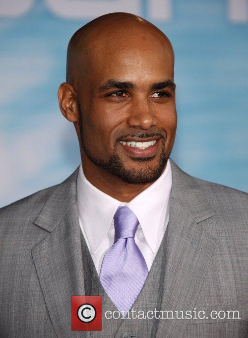Boris Kodjoe The World Premiere of 'Surrogates' at...