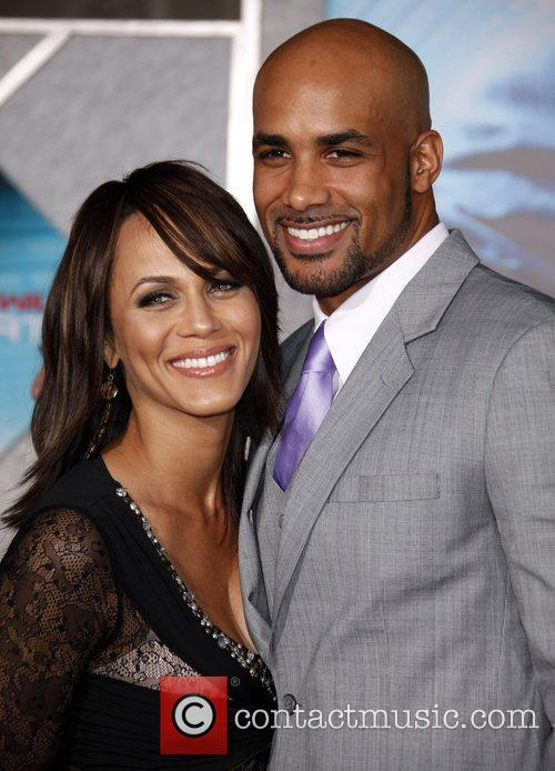 Boris Kodjoe and Nicole Ari Parker The World...