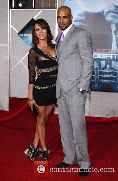 Boris Kodjoe and Nicole Ari Parker 5