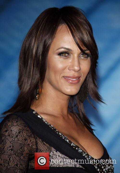 Nicole Ari Parker The World Premiere of 'Surrogates'...