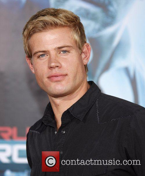 Trevor Donovan The World Premiere of 'Surrogates' at...