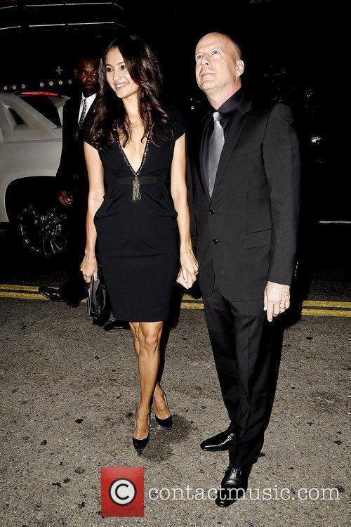 Bruce Willis and Emma Heming 11