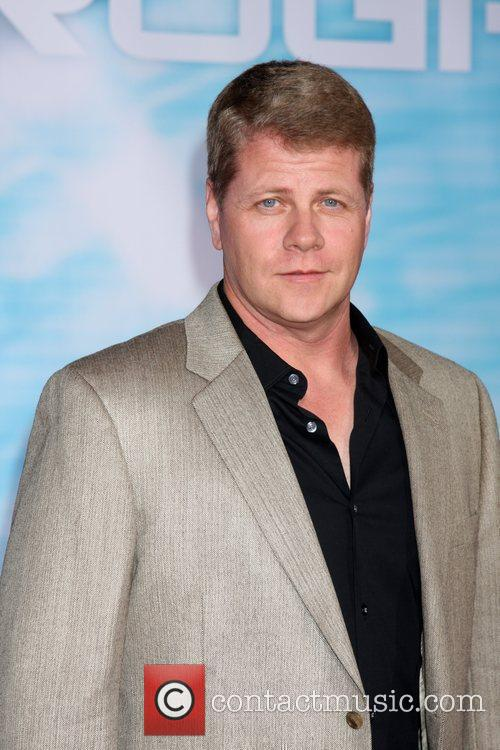 Michael Cudlitz The Surrogates premiere held at the...