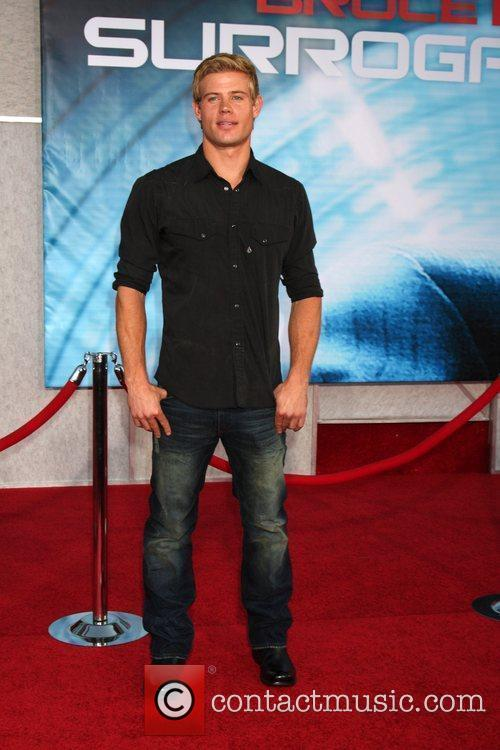 Trevor Donovan The Surrogates premiere held at the...