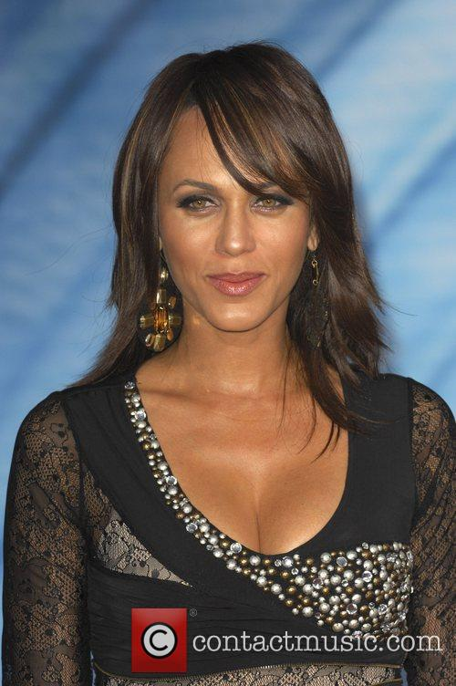 Nicole Ari Parker The Surrogates premiere held at...