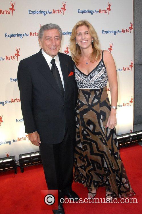 Tony Bennett and Susan Crow 2