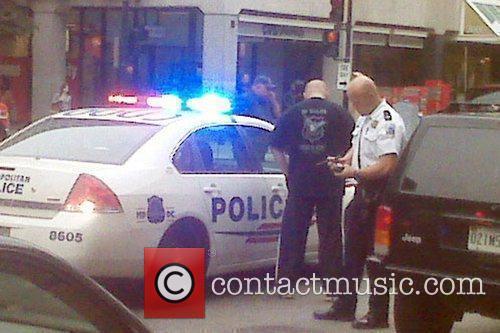 Police In Washington Dc Were Forced To Halt A Terrorism Alert Reenactment When A Suspicious Package Was Found 5