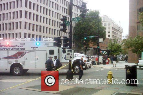 Police In Washington Dc Were Forced To Halt A Terrorism Alert Reenactment When A Suspicious Package Was Found 6