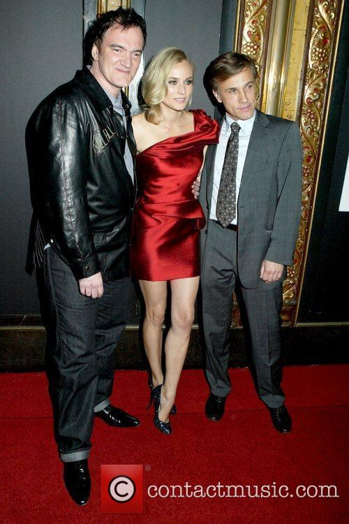 Quentin Tarantino and Diane Kruger 6